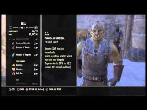 The Elder Scrolls Online: FANTASTIC REFINING