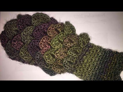 Crocodile Gloves Part 1