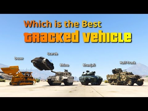 GTA V Online Which is Best Specialized car | Deluxo