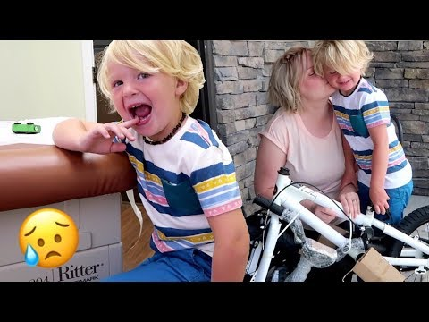 Unexpected Doctor Update \\ Ebby's NEW BiKE!