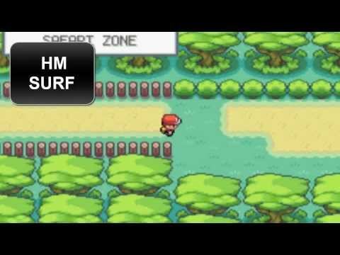 HM Hunt: Where to get ALL HM's In Pokemon Firered, Leafgreen
