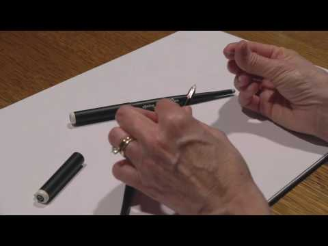 How to Clean a Rotring ArtPen
