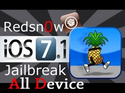 iOS 7.1 Jailbreak All Device Untethered iPhone 5S,5C,4S,4,iPad Mini 2,Air & iPod Touch 5