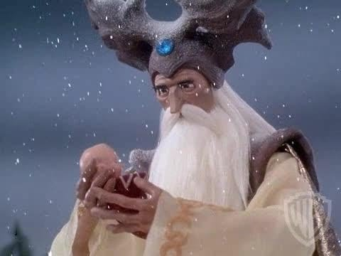 The Life and Adventures of Santa Claus (TV Movie) Feature Clip