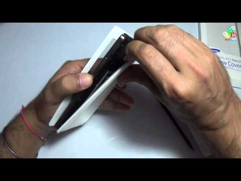 How S View Cover for Samsung Galaxy Note 3 (N900/N9005/N9000) works?