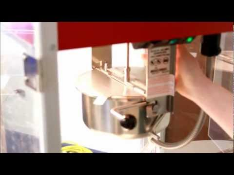Popcorn Machine Tutorial