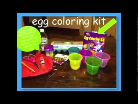 How to Make Confetti Filled Easter Eggs