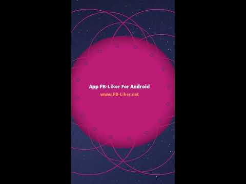 Fb-Liker App For Auto Liker & Auto Follower For Facebook & Instagram (NEW 2018)