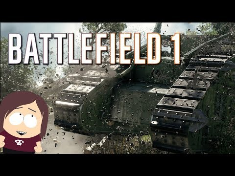 Let's Play Battlefield 1 ||  Release the Pigeon!