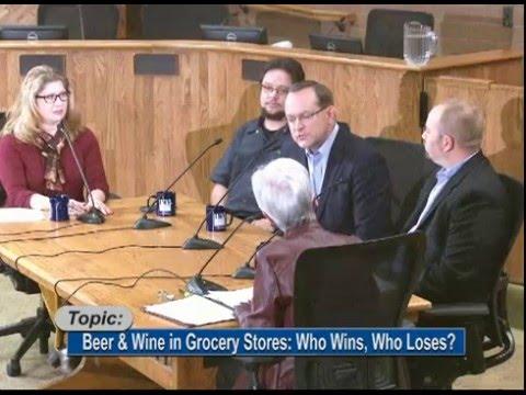CrossCurrents - Beer & Wine in Grocery Stores