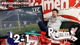 Download Spurs 2-1 Liverpool: Bale's Face Own Goal Not Enough For Reds (Uncensored Match Reaction Show) Video