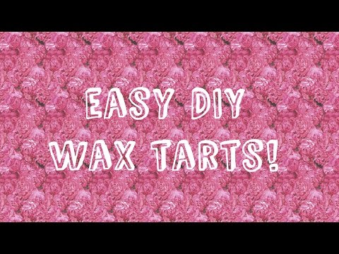 DIY: How to make your own wax melts/tarts!
