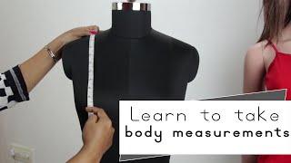 How To Take Body Measurements For Womens Kurti Dress