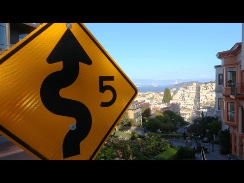 Lombard Street | San Francisco, California