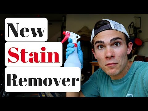 Car Carpet Stain Removal