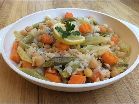 TURKISH 'ZEYTINYAGLI PIRASA' RECIPE - Leeks And Carrots In Olive Oil - A Great Winter Side Dish