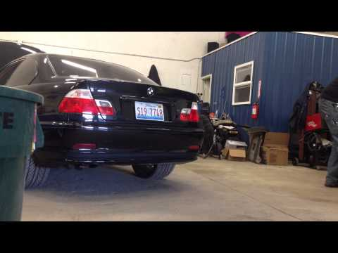 LS Swapped BMW E46 325ci