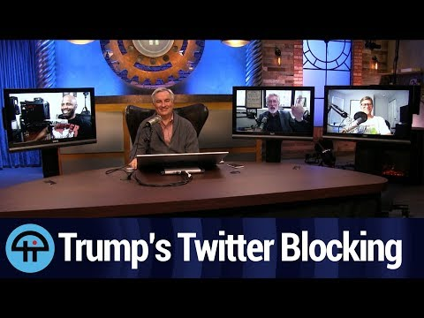 Federal Judge Says Trump Can't Block Users on Twitter