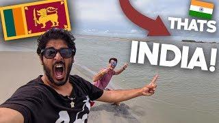 INDIA 🇮🇳 or SRI LANKA 🇱🇰 ?!? - Visiting the END of Sri Lanka Mannar Island