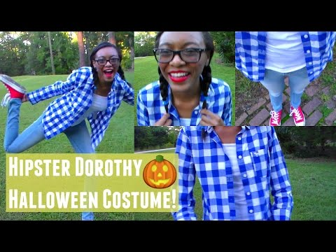 Hipster Dorothy Halloween Costume!