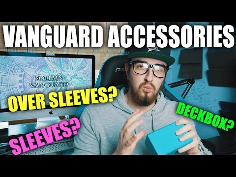 What Accessories Do I Use To Play Vanguard?