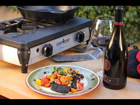 How to cook Elk Backstrap, Salmon, Leopard Shark, Baja Grouper, Cast Iron Repair and Gator Gar