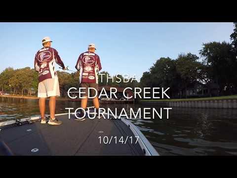 THSBA Cedar Creek Tournament (1st out of 180 boats)