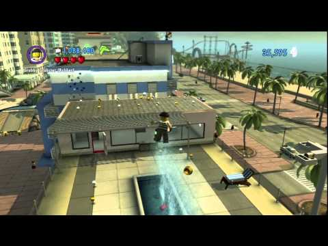 Lego City Undercover Rooftop Jumping