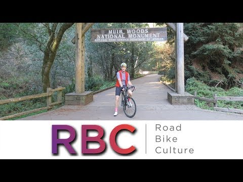 Muir Woods, California; a truly epic ride!