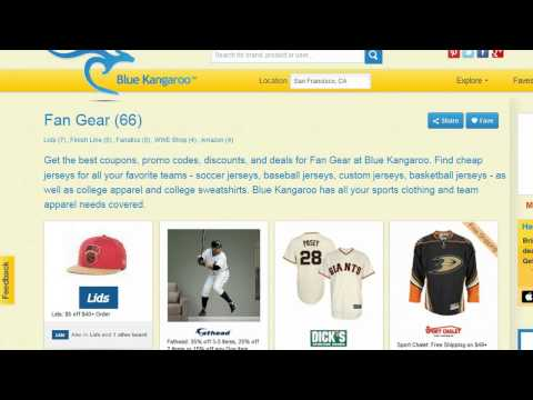 How To Get Cheap Sports Jerseys and Deals on College Apparel