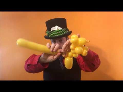 Balloon Twisting Lesson & Tutorial #74 Kangaroo