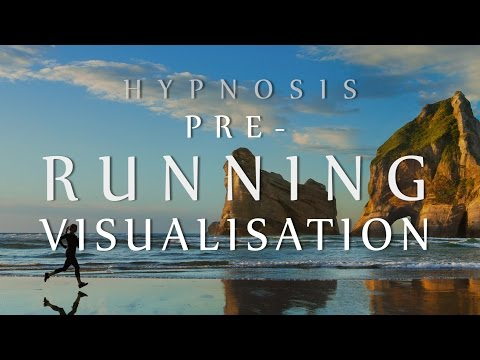 Performance Hypnosis for Pre Running Visualisation (