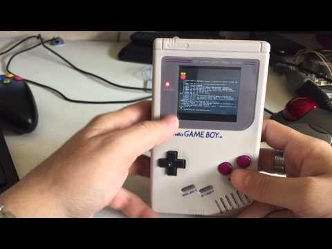Raspberry Pi Gameboy Project/Mod (Super Pi-Boy)