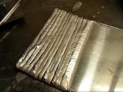 Aluminum Welding Training on your own at home