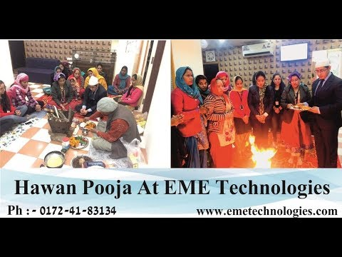 Hawan Pooja | EME Technologies