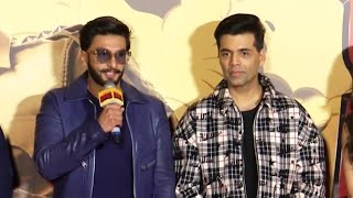 Ranveer Singh First Full Interview After Marriage - Simmba Movie