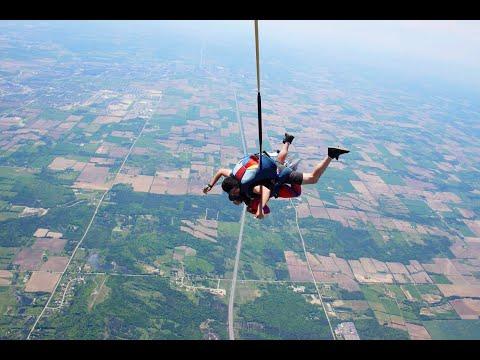 Skydiving in Canada - Skydive Toronto