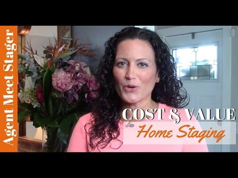Agent Meet Stager: The Value & Cost of Home Staging
