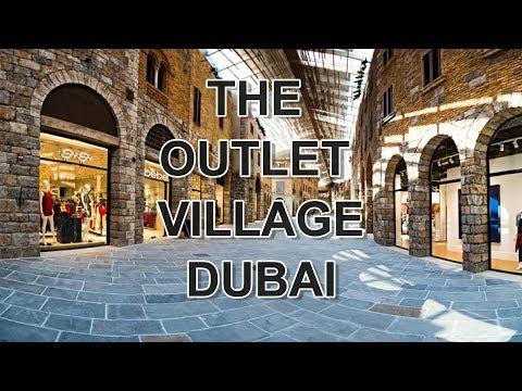 The Outlet Village - Dubai | VLOG 013