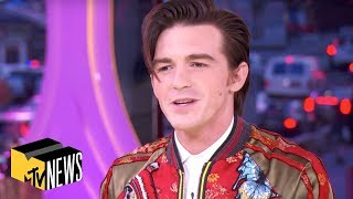 Drake Bell Says Whether Josh Peck Is Invited to His Wedding | TRL Weekdays at 4pm