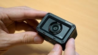 Sony RX0 - Hands-On Review & Sample Video