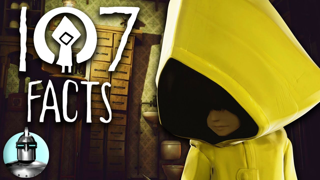 107 Little Nightmares Facts You Should Know!   The Leaderboard