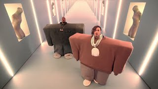 "Kanye West & Lil Pump ft. Adele Givens - ""I Love It"" (Official Music Video)"
