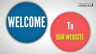 Video Commercial For Website BIZVIDUK Online Video Marketing