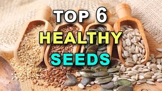 Top 6 most healthy and nutritious seeds to include in daily diet for beautiful skin & hair