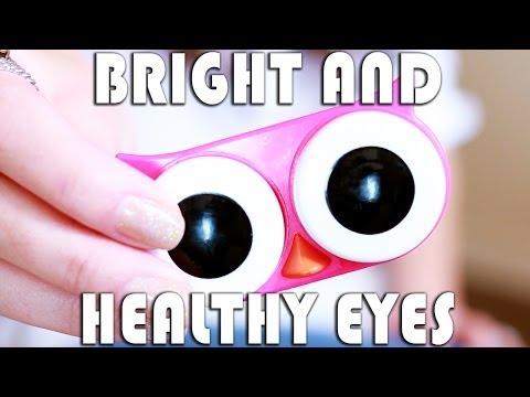 BRIGHT SHINY HEALTHY EYES | Tip Tuesday #23