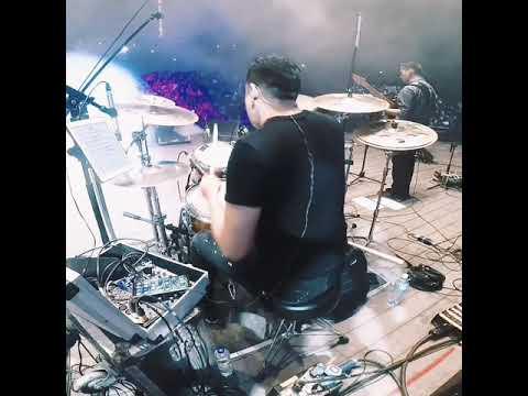 Luis Espinoza #drumcam // Diosas en Concierto