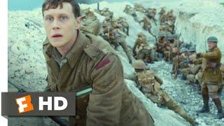 1917 (2019) - Battlefield Run Scene (8/10)   Movieclips