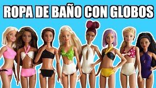 Bañador Barbie Ropa Traje Para Hacer Diy De Baño Cómo Swimwear QxWBeroEdC
