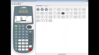 Correlation Coefficient in TI 36X Pro Scientific Calculator